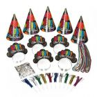Party Set Happy New Year Cheers - 10 personen