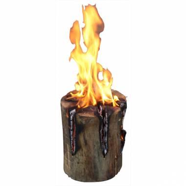 Barbecue-Nieuwjaarsvuur