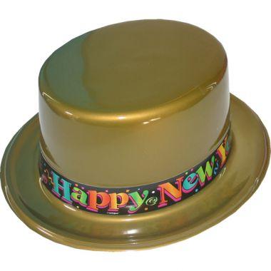 Oud & Nieuw hoed goud
