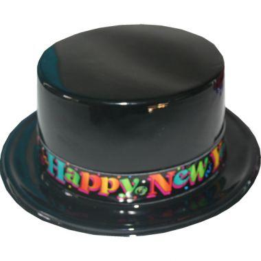 Oud & Nieuw hoed zwart